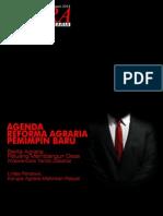 Suara Pembaruan Agraria Edisi 9_Agenda Reforma Agraria Pemimpin Baru
