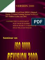 3 ISO 9000 V 2000 terkini