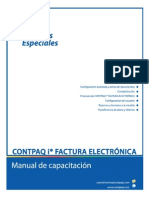 Factura Electronica Procesos Especiales