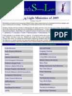 2009 MinistériosComCredibilidade