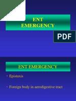 ENT Emergency