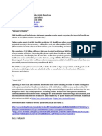 IMS Response - Blog Viral Re Pharma Profits Health Reform 09-11-11