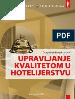 US - Upravljanje Kvalitetom u Hotelijerstvu
