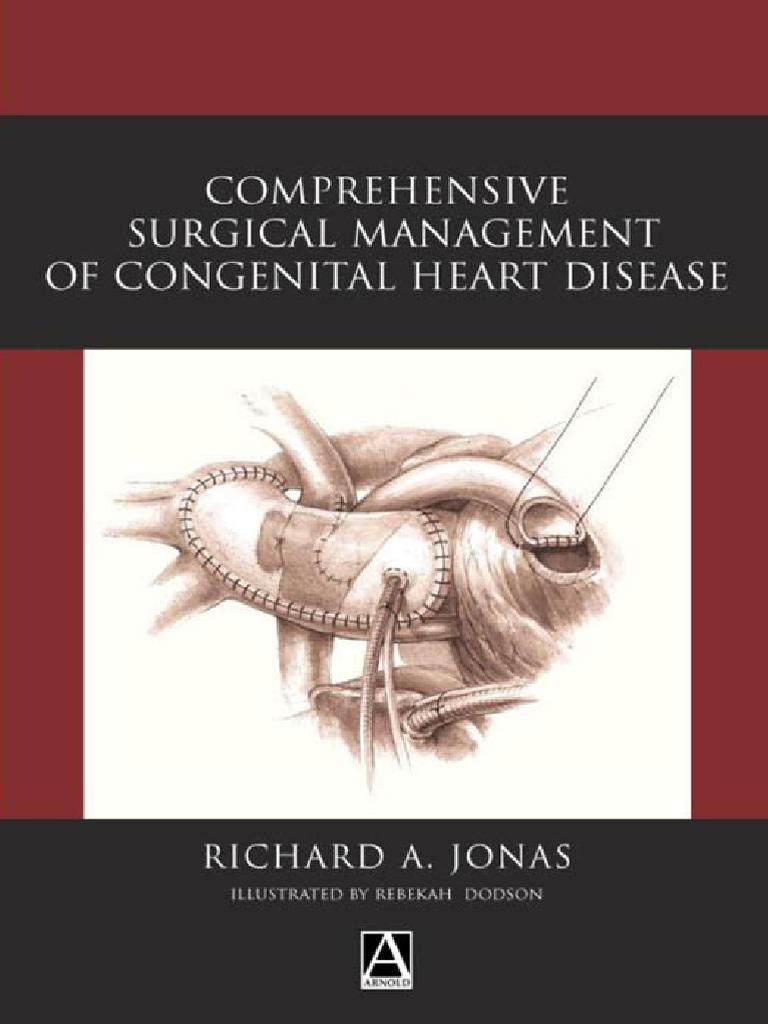 Comprehensive Surgical Management of Congenital Heart Disease ...