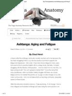 Love Yoga Anatomy | Ashtanga