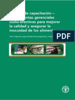 Libro - Fao Manual Herramientas Gerenciales Para Empresas Agroindustriales