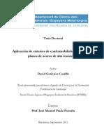 Aplicacion de Criterios de Conformabilidad en Productos Planos de Aceros de Alta Resistencia
