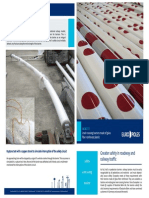 Product Information Barriers for Level Crossings En
