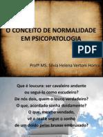 O Conceito de normalidade em psicopatologia.pptx