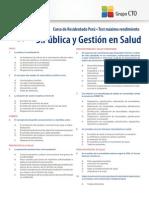 Salud Publica y Gestion 3V