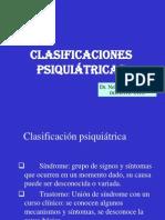 clasificaciones psiquitricas