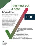 Fitnote Gps Guidance Jan 14