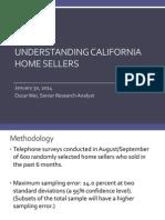 2013 Understanding California Home Seller Webinar