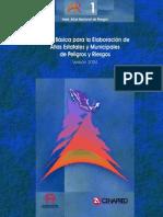 LINEAMIENTOS GENERALES PARA LA ELABORACIÓN DE ATLAS DE RIESGOS.pdf