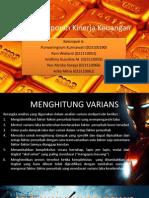 Analisis Laporan Kinerja Keuangan