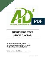 AD2 Facebow Manual (Spanish) 3-7-11
