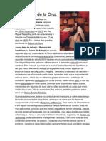 Biografia Juana Inés de La Cruz