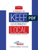 Federalism in Action Toolkit