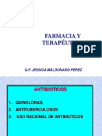 QUINOLONAS ANTIMICROB.
