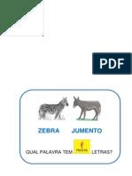 Trilha Dos Animais de A a Z