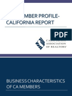 2013 California Member Profile