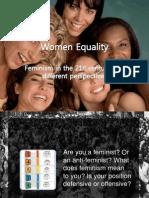 Feminism Seminar