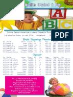 ACE Summer 2014 Catalog