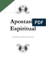 Apostasia Espiritual