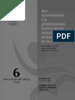PISA 2000 Una aproximación a la alfabetización lectora de los estudiantes peruanos de 15 años.pdf