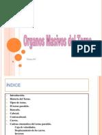 Tema 3 - Organos Masivos Del Torno