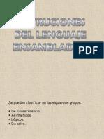 013 Instruccioneslenguajeassembler 100601171135 Phpapp01