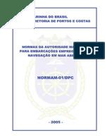 Normam 01 - DPC