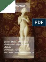 Art nouveau Report