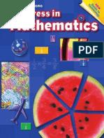 Progress in Mathematics Grade 5