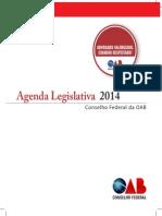 Agenda Legislativa OAB Marco-2014