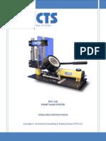 Instructions Manual PLT 110 (v2)