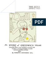 The Story of Greenwich Village (Part 3)