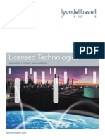 Licensed Technologies Brochure