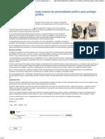 STJ Aplica Desconsideração Inversa de Personalidade Jurídica Para Proteger Direito de Cônjuge Em Partilha