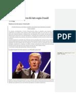 Los 10 Mandamientos Del Éxito Según Donald Trump