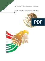La Actividad Cyvica y Los Symbolos Patrios El Escudo Nacional (1)
