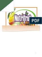 Exportacion de Pulpa de Fruta