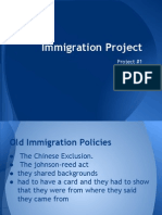 immigration presentation - google slides