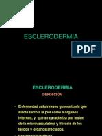 e Scleroderma