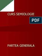 Curs Semiologie Resp