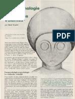 René Fouéré - Parapsychologie & soucoupes volantes 1978