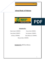 2014 05 Banking Project Report_R0