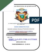 Bases Amc 012 Agregados Huancara