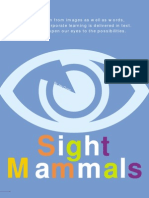 Sight Mammals