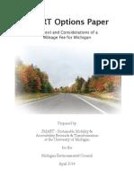 U-M SMART roads study